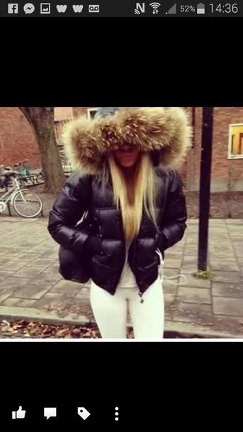 coat doudoune
