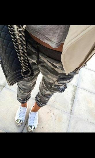 pants joggers blogger urban harempants swag grunge vintage indie hipster