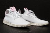 shoes,adidas,adidas shoes,pharrell williams,white