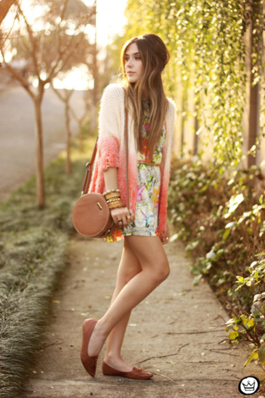 blogger cardigan fashion coolture bag