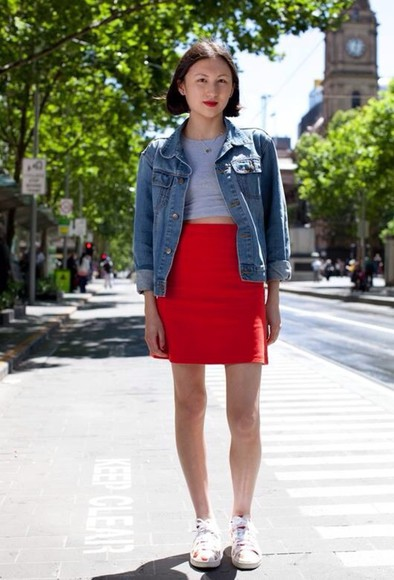 skirt red red skirt mini skirt highwaisted shorts high waisted skirt