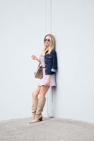 fashion addict blogger top skirt jacket bag shoes jewels