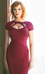 dress,christina hendricks,red,celebrity,burgundy,burgundy dress,party dress,sexy party dresses,bodycon,bodycon dress,summer dress,summer outfits,spring dress,spring outfits,fall dress,fall outfits,winter dress,celebrity style,celebstyle for less,cute dress,girly dress,date outfit,bithday dress,clubwear,club dress,birthday dress,graduation dress,homecoming,homecoming dress,wedding clothes,wedding guest,engagement party dress,romantic dress,romantic summer dress
