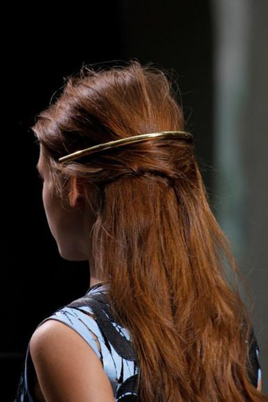 balenciaga hair accessories head jewels