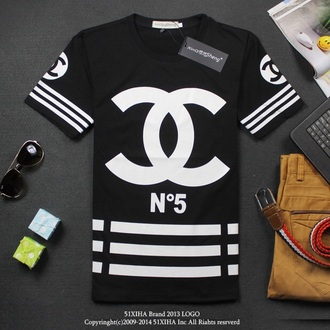 shirt coco chanel