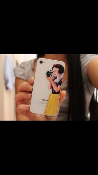 jewels accessory snowwhite apple decal iphone5 phone