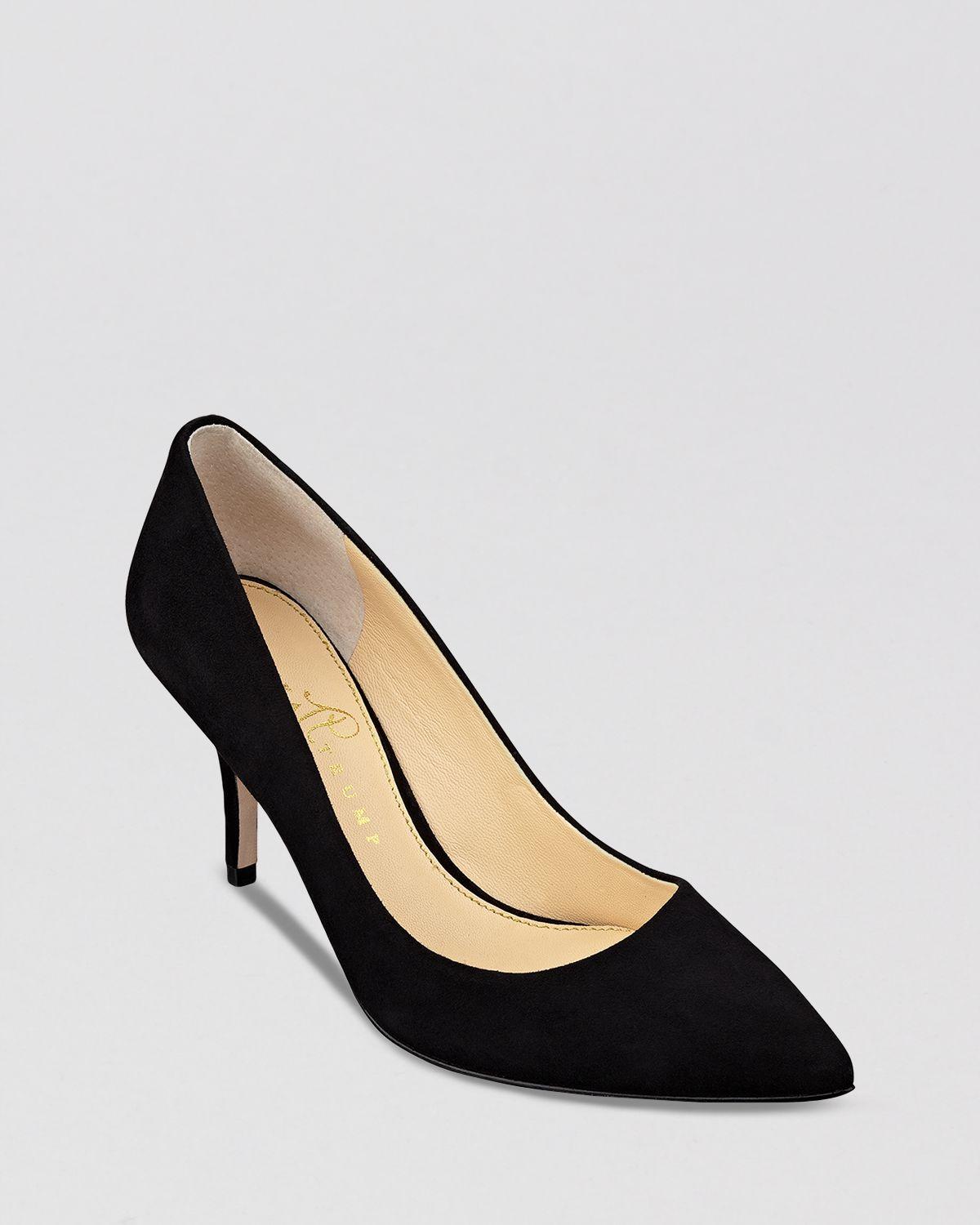 IVANKA TRUMP Pointed Toe Pumps - Natalie High Heel | Bloomingdale's