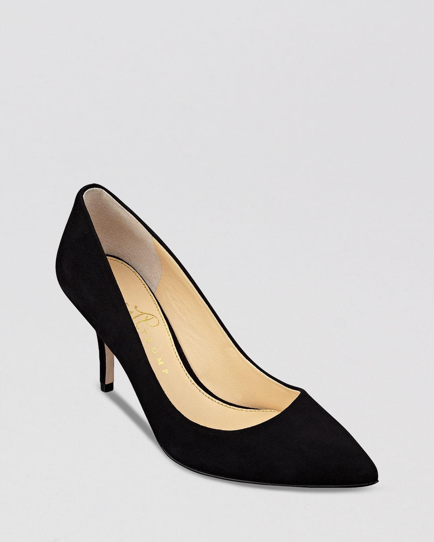 IVANKA TRUMP Pointed Toe Pumps - Natalie High Heel   Bloomingdale's