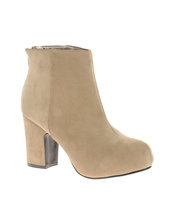 medium heels,suede,zip,brown shoes,suede boots,thick heel,shoes