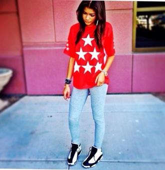 stars red zendaya