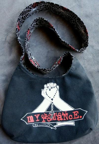 soft bag my chemical romance