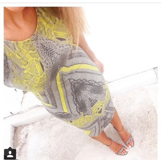 dress shoes style fashion keeping up with the kardashians outfit grey lace dress high heels