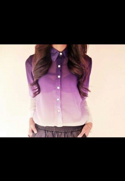 blouse shirt top long sleeves