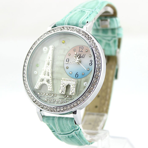 set female pinterest watch relojes mint watches images syramas boyfriend green bella best women s on