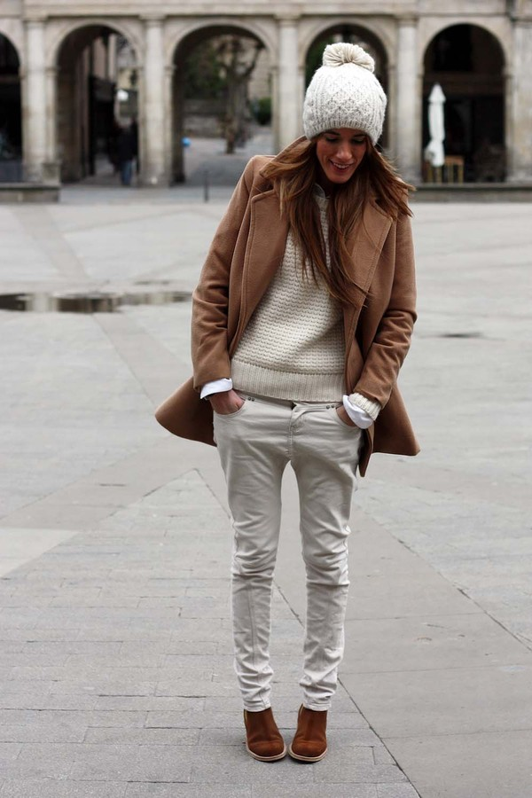 rebel attitude coat shoes sweater hat