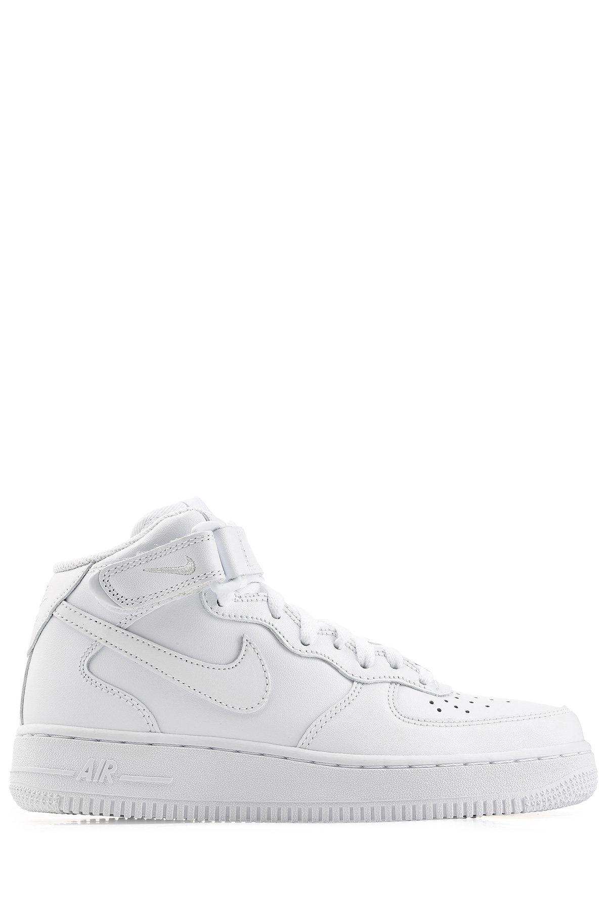 Airforce 1 Suede High Top Sneakers - Nike | WOMEN | GB STYLEBOP.COM