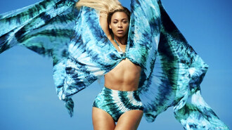 swimwear blue swimwear trendy hot instagram beyonce pretty ocean blue beach h&m bey queen b aqua bikini