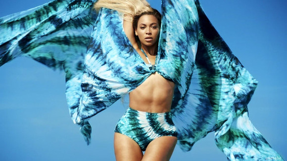swimwear blue swimwear summer 2014 beyonce trending spring fashion spring break wrap around bikini, aqua bikini sexy bikini hot instafashion must have spring trends 2014 trending now beyonce, bey, queen b, beyonce concert pretty ocean blue beachy h&m blackbarbie follow me
