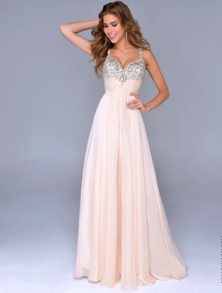 prom dress sweetheart neckline vintage nude graduation dresses glamgerous