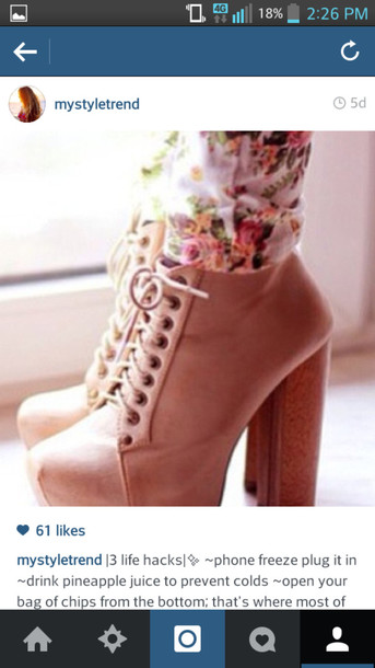shoes floral nude nude shoes stilettos baby doll