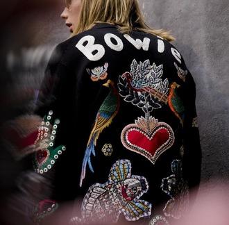 jacket bowie gucci david bowie
