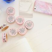 home accessory,yeah bunny,tape,office outfits,workspace,space,masking tape,accessories