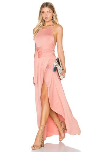 dress maxi dress maxi blush