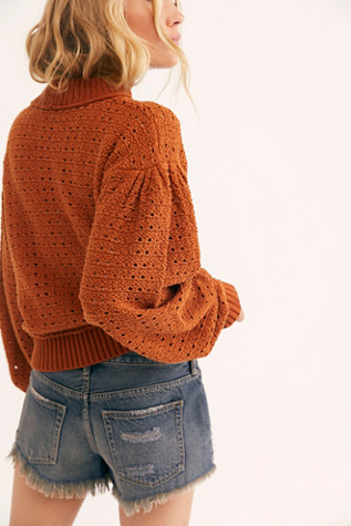 Paper Doll Pullover