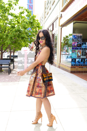 ktr style,dress,bag,shoes,jewels