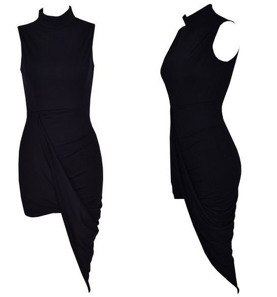 Low chic dress