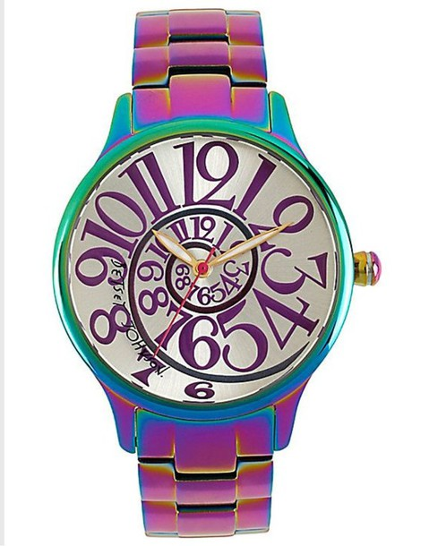 jewels litmus watch betsy johnson watches for women