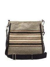 bag,shoulder bag,wool,grey