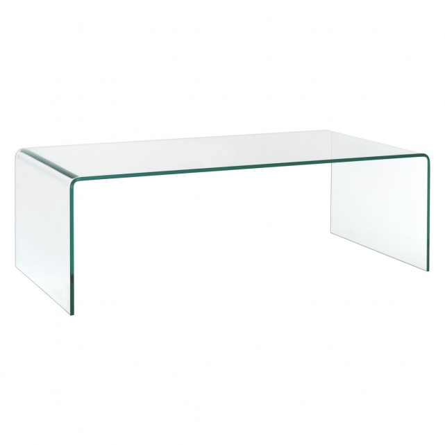 GALA Tempered glass coffee table