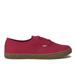 Vans women's authentic lo pro barbados gumsole trainers