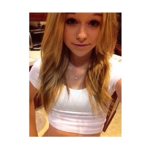 acacia brinley white crop tops