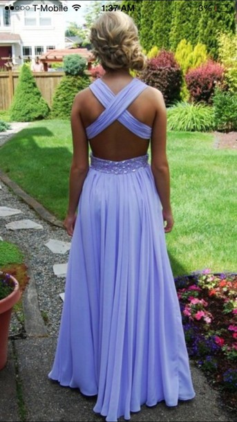 dress purple dress lavender prom dresses lavender open back prom dress long prom dress