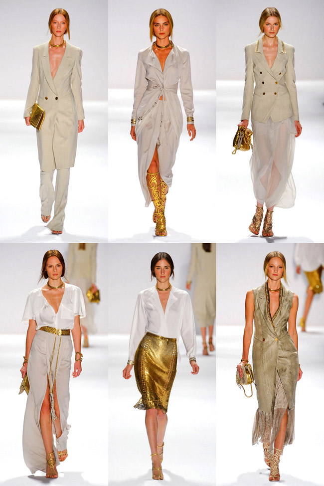 Elie Tahari Spring 2012 Collection | Tom & Lorenzo Fabulous & Opinionated