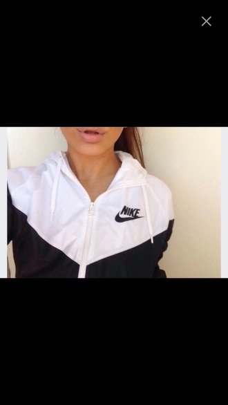 coat nike windbreaker
