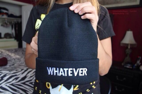 hat beanie tumblr tumblr girl cute whatever