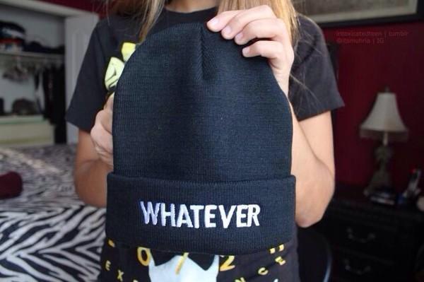 hat beanie tumblr tumblr girl cute whatever