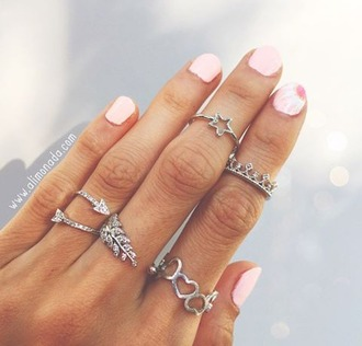 jewels ring jewelry silver silver ring arrow