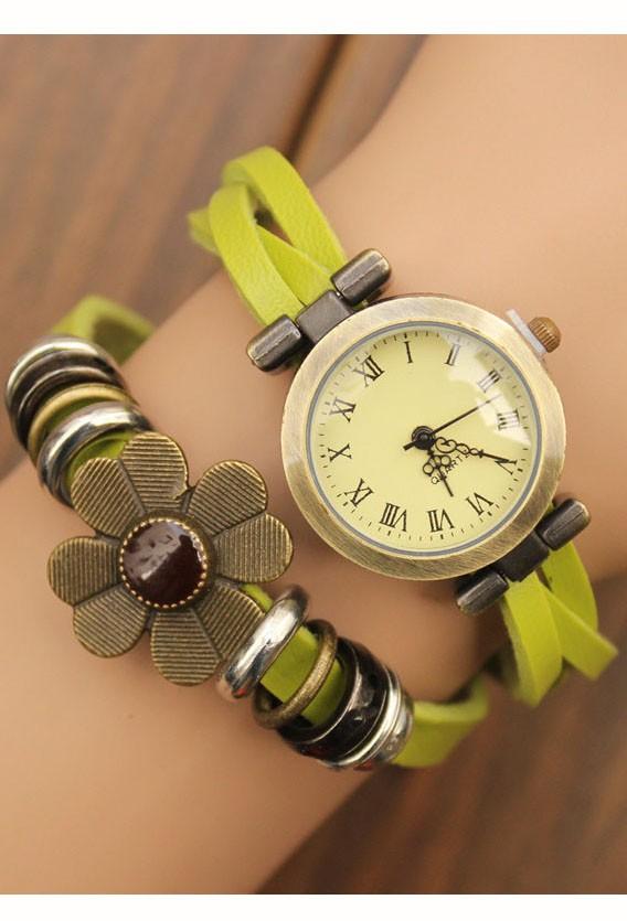 Quartz Vintage Bracelets Watch