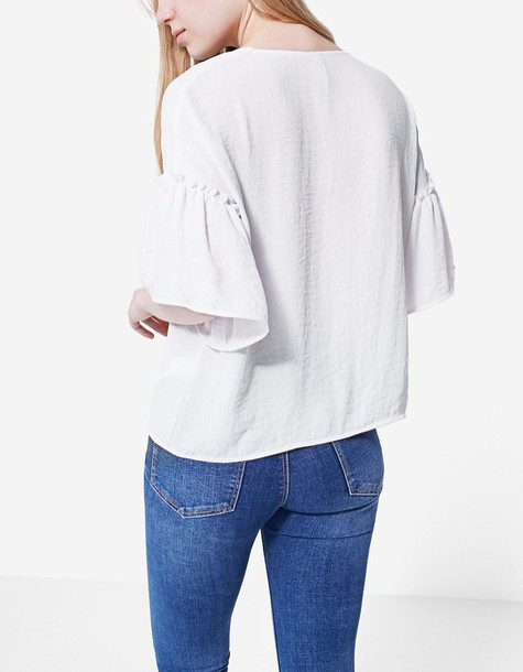 Stradivarius shirt top
