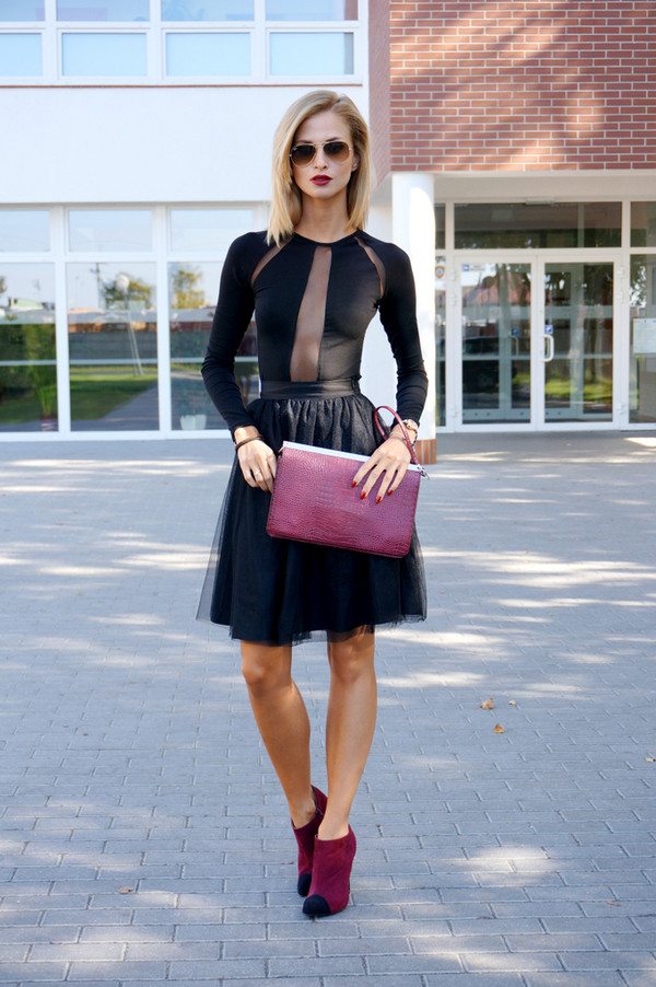 beauty fashion shopping blogger top bag jewels sunglasses