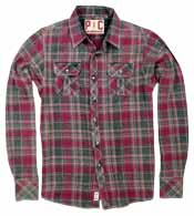Men's Button Down Shirt - Flannel & Plaid Shirts for Men | PalmerCash