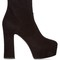 Candy platform ankle boots