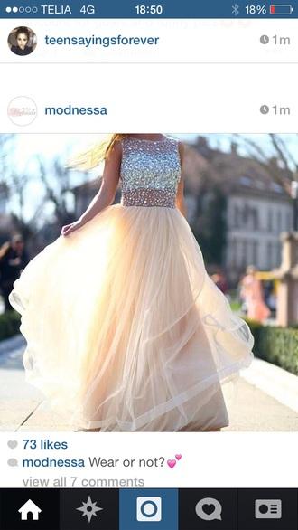 dress pink dress beige dress sexy dress glitter dress flowy