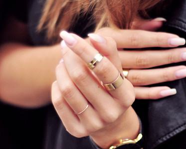 Kitten Cuff Midi ring | Galisfly