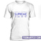 World famous supreme unisex t-shirt - teenamycs