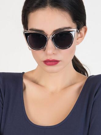 sunglasses mynystyle style classy black trendy grunge girl girly girly wishlist